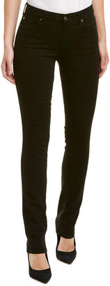 7 For All Mankind Seven 7 Kimmie Black Straight Leg
