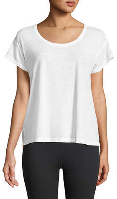 Beyond Yoga As You Are Scoop-Neck T-Shirt