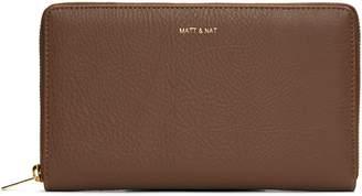 Matt & Nat TRIP Travel Wallet - Brick
