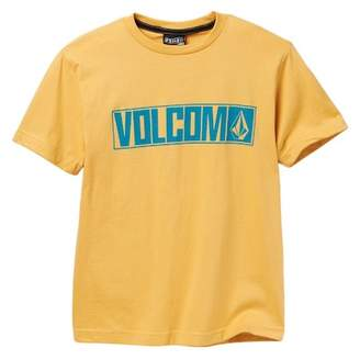 Volcom Toil Short Sleeve Tee (Big Boys)