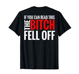 If you can read this Biker T Shirt gift ideas for bikers men