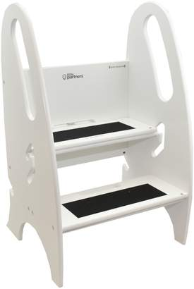 Little Partners 3-in-1 Growing Wooden Step Stool
