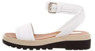 See by Chloe Leather Ankle Strap Sandals w/ Tags