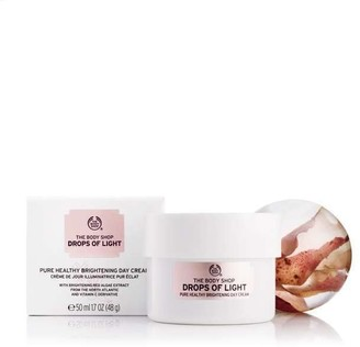 The Body Shop Drops of Light Pure Healthy Brightening Day Cream