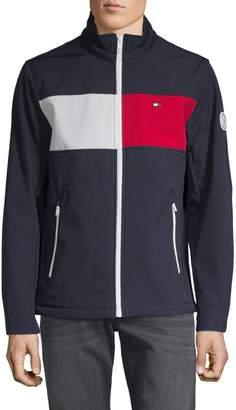 Tommy Hilfiger Colourblock Full-Zip Jacket