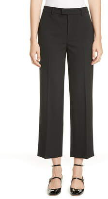 RED Valentino Crop Trousers