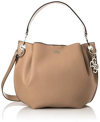 GUESS Women HWVG6853030 Bucket Bag Brown Size: One Size
