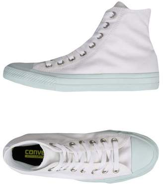 CT AS HI CANVAS METALLIC - FOOTWEAR - High-tops & sneakers Converse ONqGl