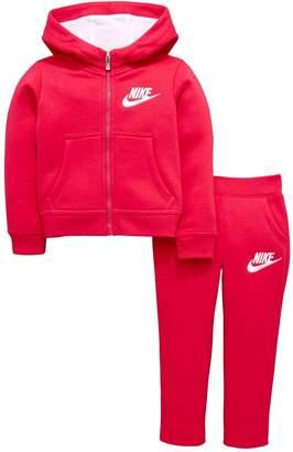 Nike YOUNGER GIRL NSW CLUB FLEECE TRACKSUIT