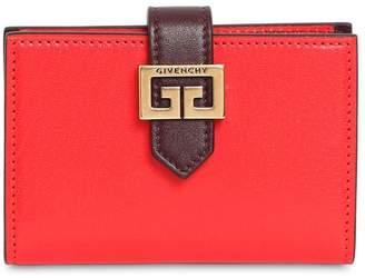 Givenchy (ジバンシイ) - GIVENCHY GV3 レザーカードホルダー