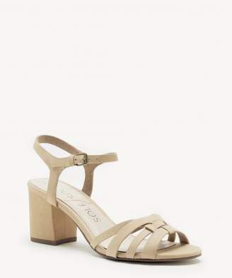 Sole Society Paulina Ankle Strap Heel Sandal