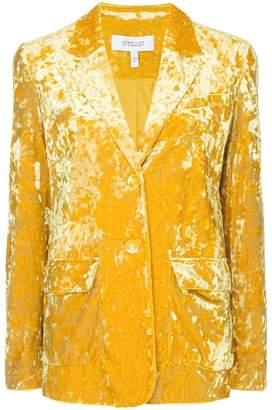 Derek Lam 10 Crosby velvet blazer