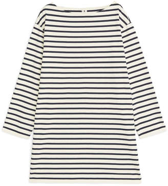 Arket Striped Jersey Dress