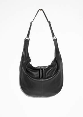 And other stories Leather Hobo