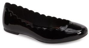 Women's B?rn Allie Scalloped Ballet Flat $89.95 thestylecure.com