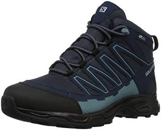 Salomon Women's Pathfinder Cswp Mid W Walking-Shoes