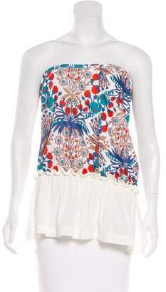Marc by Marc Jacobs Floral Swim Top w/ Tags