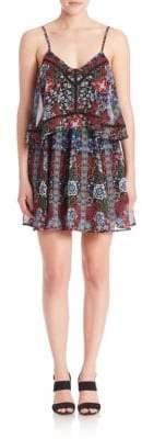 Nicholas Bordor Floral Mini Dress