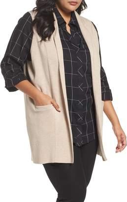 Foxcroft Jodi Longline Sweater Vest