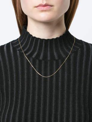Aurelie Bidermann Dainty chain necklace