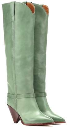Isabel Marant Exclusive to mytheresa.com –Lenskee leather boots