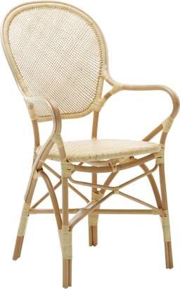 Lulu & Georgia Brita Dining Chair, Natural