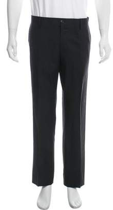 Dolce & Gabbana Pinstripe Virgin Wool Pants