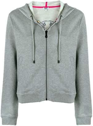 Kenzo Grey Zipped Jacket