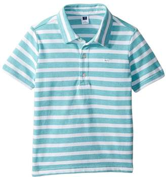 Janie and Jack Short Sleeve Pique Polo Boy's Clothing