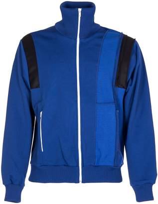 Maison Margiela Zipped Colour-block Sweatshirt