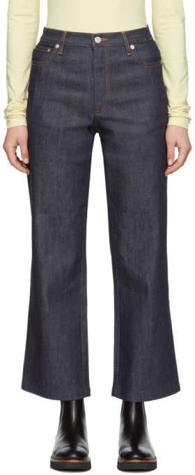 Indigo Sailor Jeans