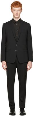 Dolce & Gabbana Black Martini Suit $1,995 thestylecure.com