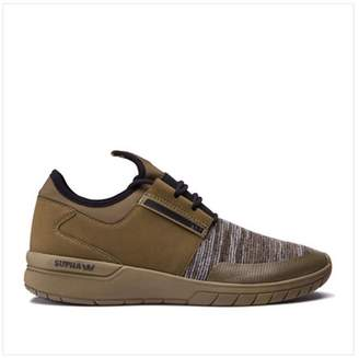 Supra Mens Flow Run Olivemulti Olive Shoes Size 12