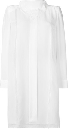 Fendi handkerchief collar dress