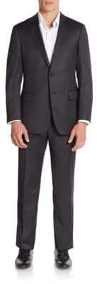 HUGO BOSS Pasolini Movie Regular-Fit Virgin Wool Suit
