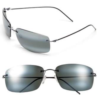 Maui Jim 'Frigate - PolarizedPlus(R)2' 65mm Polarized Sunglasses