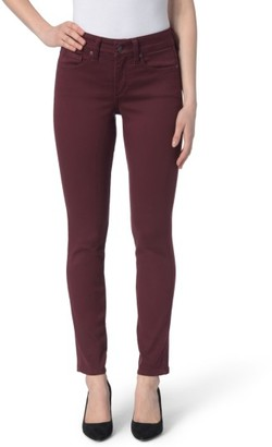 Women's Nydj Ami Colored Stretch Skinny Jeans $114 thestylecure.com