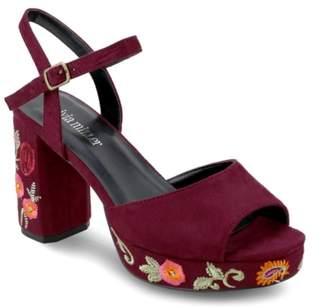 OLIVIA MILLER Astoria Platform Sandal