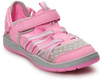 So SO Sailboat Girls' Fisherman Sandals
