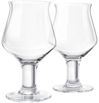 Final Touch Cider Glass Set of 2