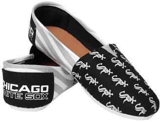 Forever Collectibles Chicago White Sox Canvas Logo Shoe