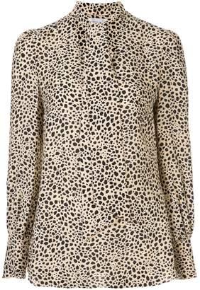 Rebecca Vallance Anya cut-out blouse