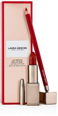 Laura Mercier Lip Artiste Red Lip Duet