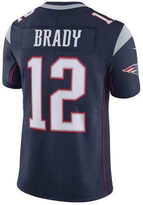 Nike Men's Tom Brady New England Patriots Vapor Untouchable Limited Jersey