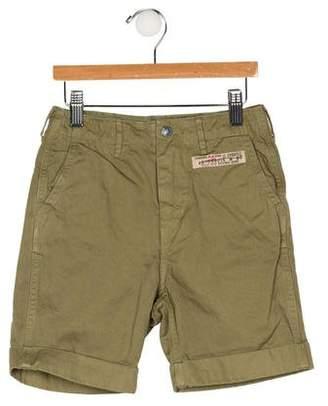 Denim Dungaree Boys' Four Pocket Cargo Shorts