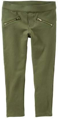 Osh Kosh Oshkosh Bgosh Girls 4-12 French Terry Skinny Pants