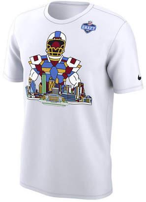 Nike Men's Nfl Draft Local Dri-Fit Cotton T-Shirt