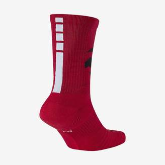 Nike NBA Crew Socks Toronto Raptors Elite