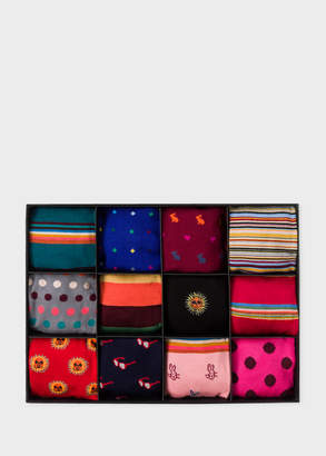 Paul Smith Men's Socks Gift Box 2018 Edition