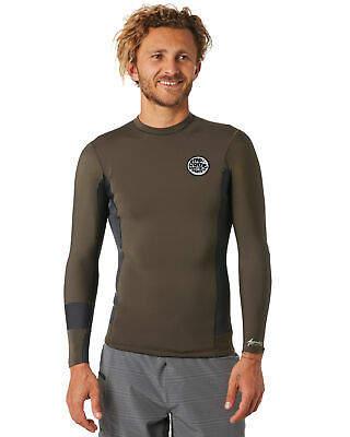 4560d8dba2 Rip Curl Surf Men s Aggrolite 1-5Mm Ls Wetsuit Vest Long Sleeve Neoprene  Black
